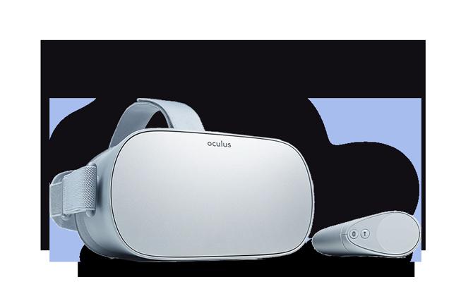 casque VR autonome oculus go