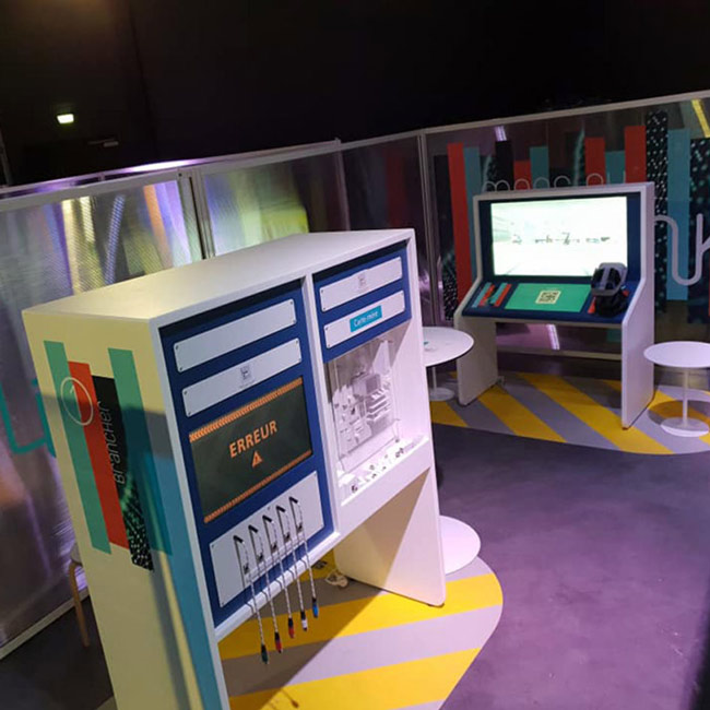 escape game interactif