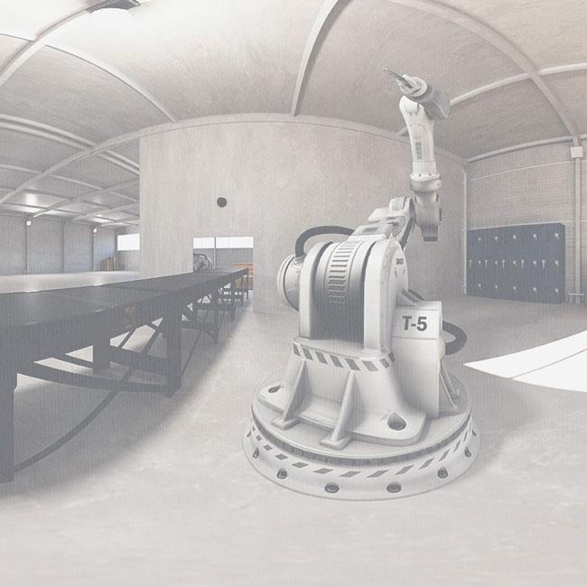 vue 360 pour casque VR